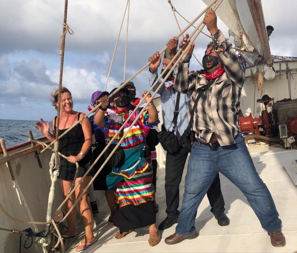 Voyage zapatiste