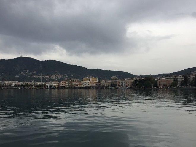 Mytilène, Grèce.